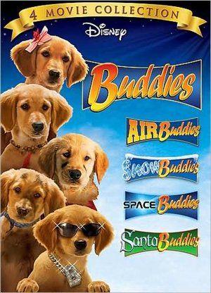 Air Buddies Snow Buddies Space Buddies Santa Buddies Air Buddies