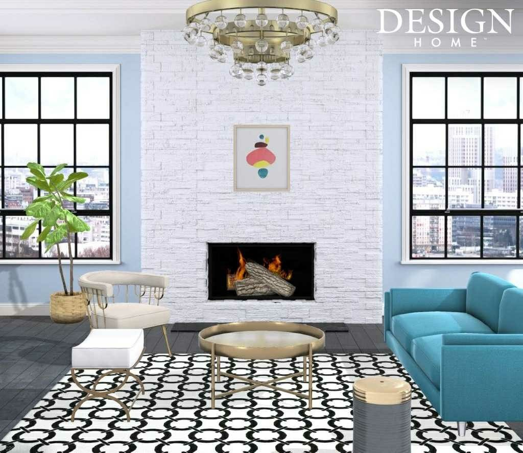 Big Apple High Rise Contemporary Decor Living Room Decor