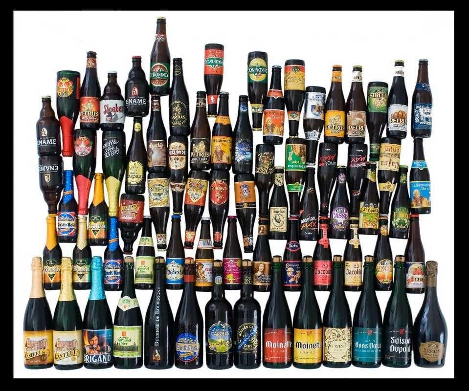 Exceptionnel les bières belges | Bière | Pinterest | Bières belges, La bière et  GF86