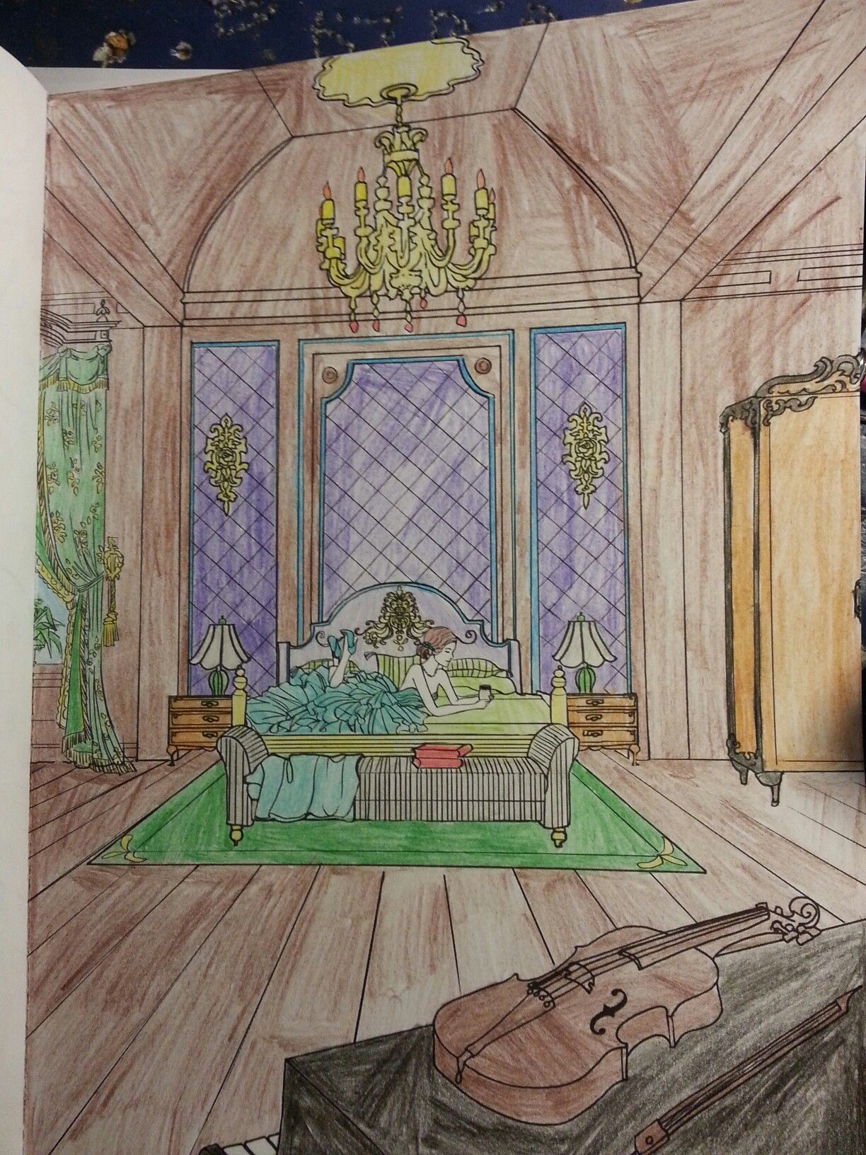 Pin By Cecilia Spencer On The Selection Coloring Book Coloring