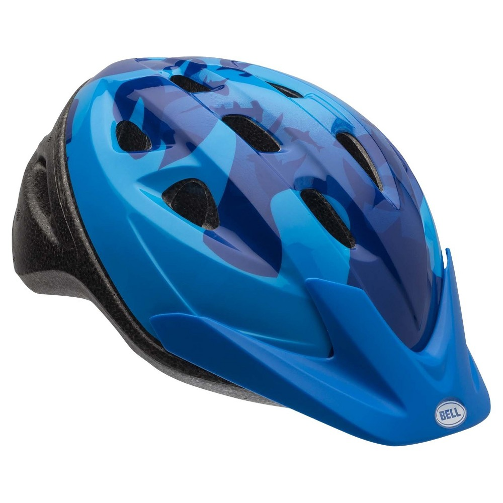 Bell rally child bike helmet blue bike helmets helmets and products