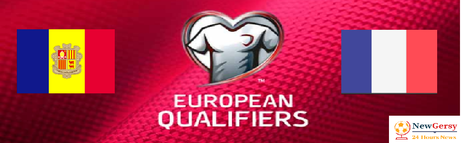 Andorra 04 France Live stream Euro Qualifiers 2020 Today