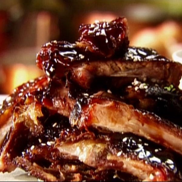 Spare Ribs is listed (or ranked) 3 on the list St. Hubert Recipes