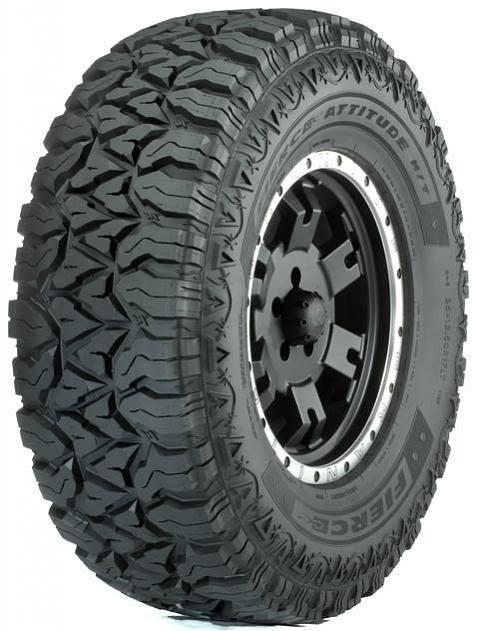 Goodyear Fierce Mud Terrain Tires Truck Tyres All Terrain Tyres