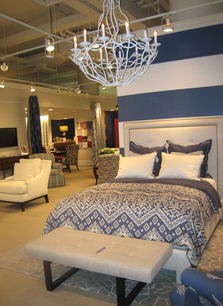 Kravet Showroom Classic Home Furniture Interior Furniture