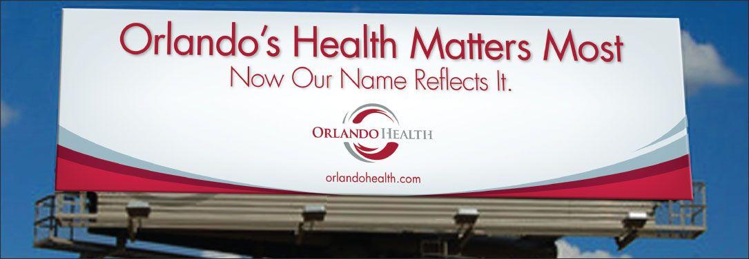 Orlando health healthcare advertising orlando health