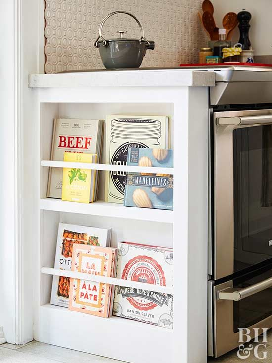 Clever Kitchen Storage for Large Families