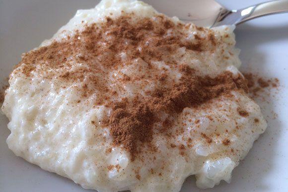Milchreis Mit Low Carb Reis Rezept Kulinarisch Pinterest