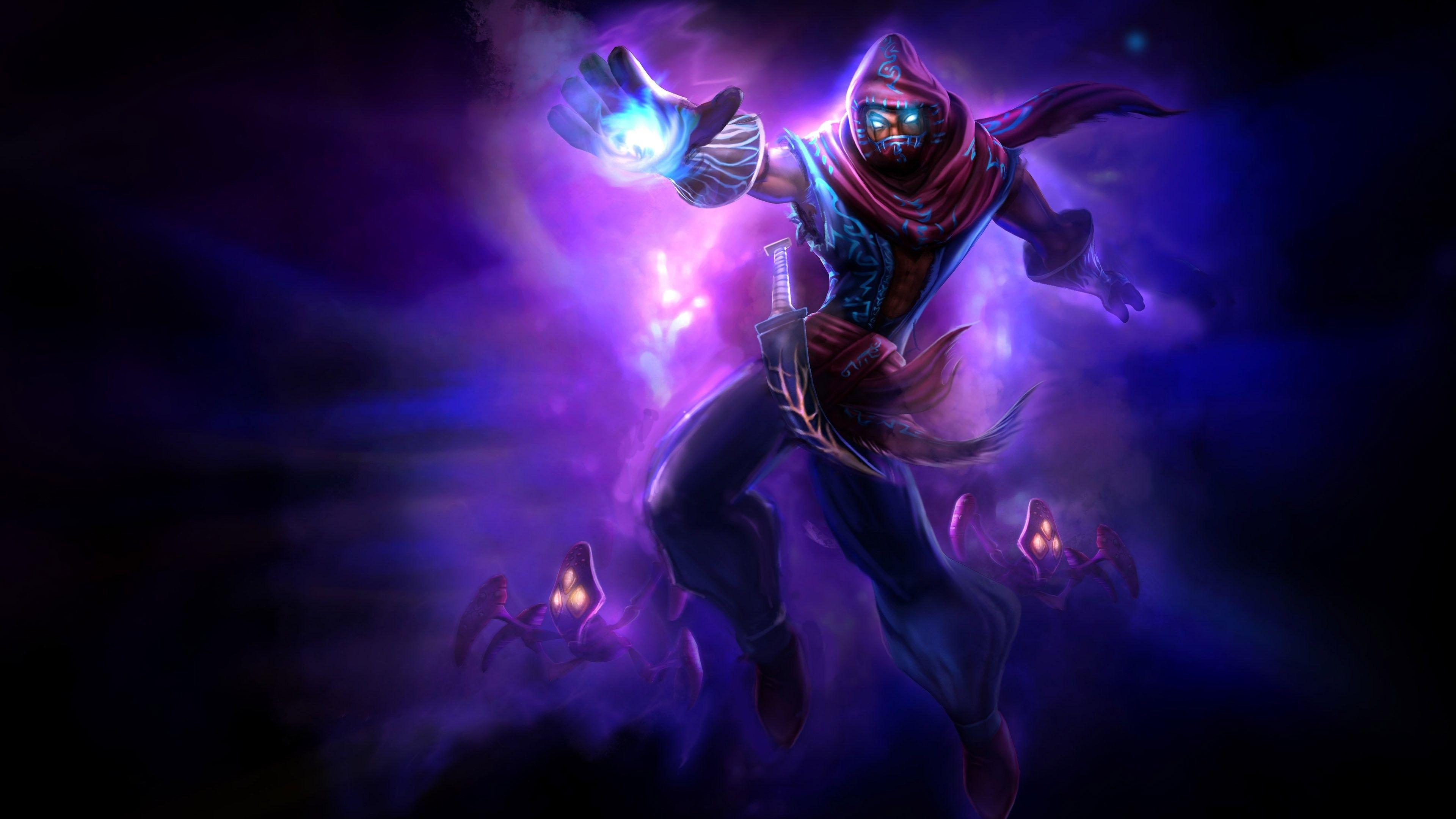 Download Latest League Of Legends Malzahar 4k Wallpaper
