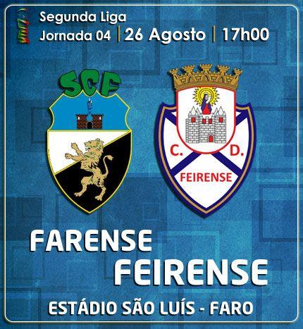 CLUBE DESPORTIVO FEIRENSE: Farense vs Feirense | Antevisão