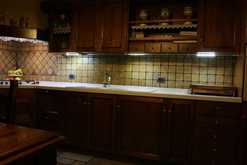 illuminazione cucina a led