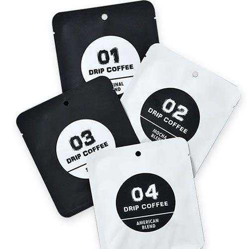 吊り下げ袋 個包装パッケージ ラベルテンプレート パッケージ