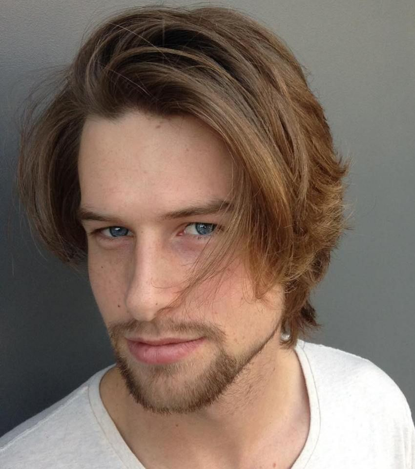 Haircut for men 2018 thin hair  medium length hairstyles for men  trends amazing  medium