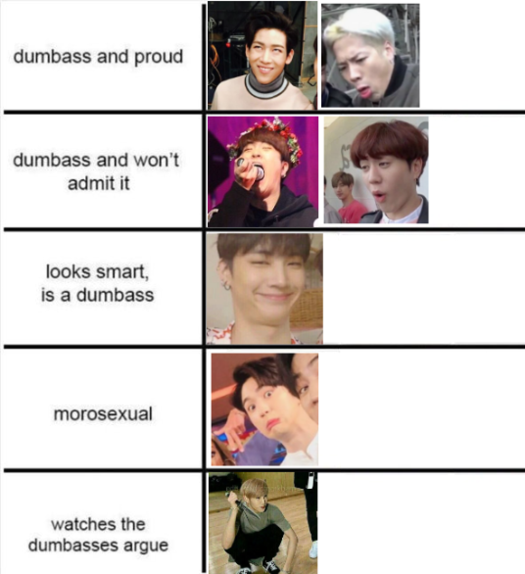 i am having a lot of fun with these got7