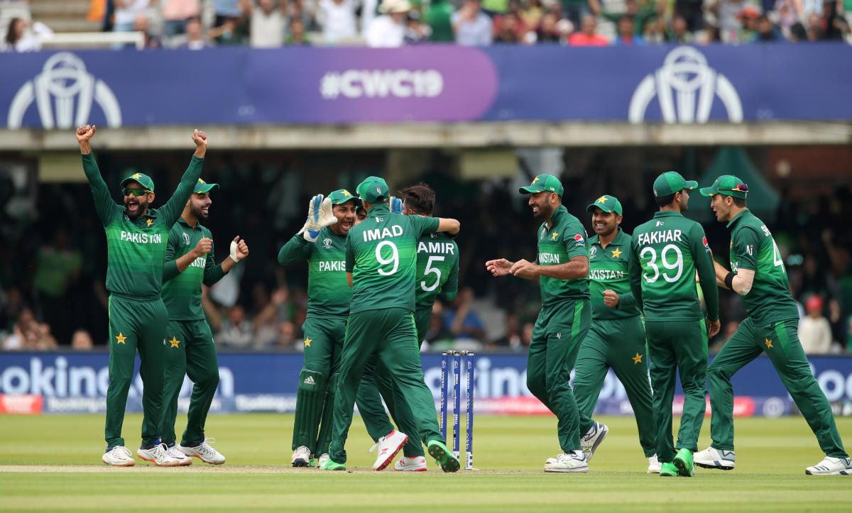 Pakistan S International Schedule In 2020 Cricket World Cup Pakistan Vs Sports