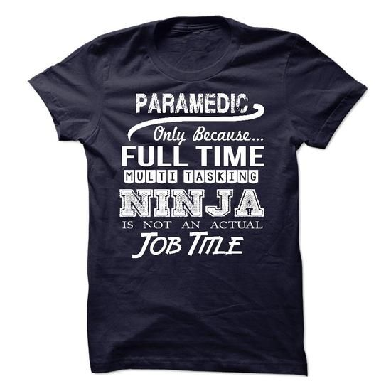 Paramedic - #denim shirts #design shirt. GET YOURS  => https://www.sunfrog.com/LifeStyle/Paramedic-49278724-Guys.html?id=60505