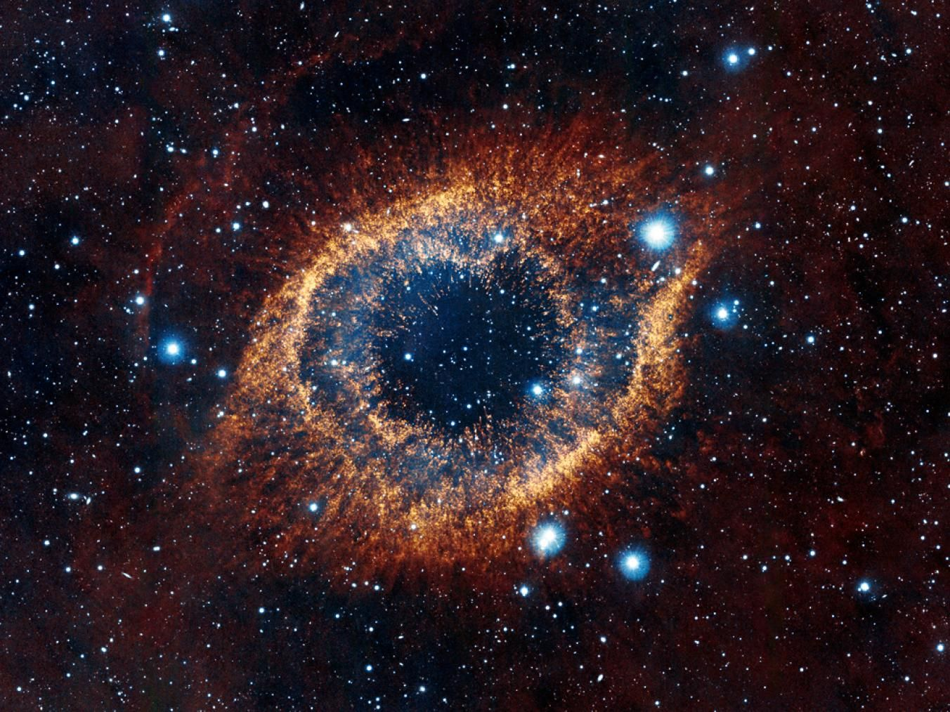 Best Space Pictures Of 2012 Editor S Picks Nebula Helix Nebula Nebula Wallpaper