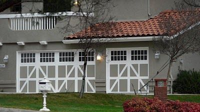 exterior color schemes with red roof. house paint exterior · my walks around town and beyond: lovely gray house with red roof tiles color schemes with red roof