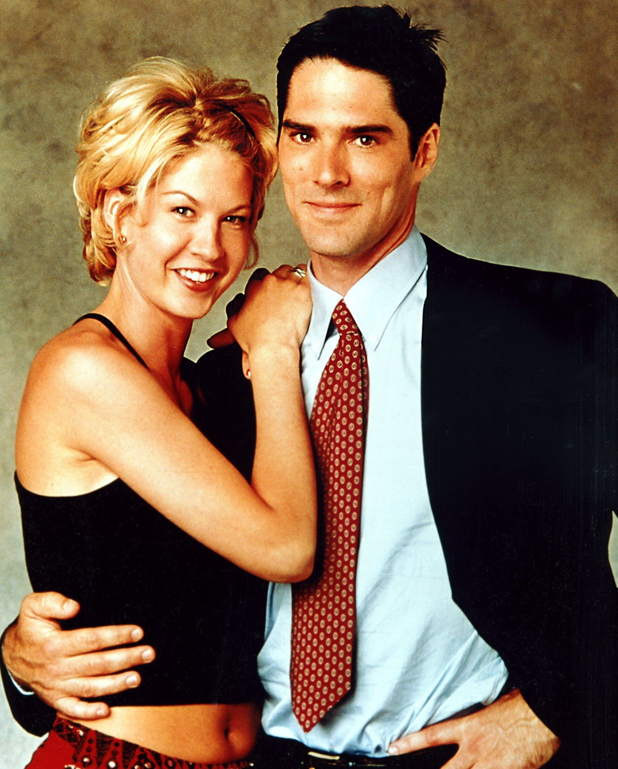 Dharma and Greg!!! Went to the live filming in Hollywood ...