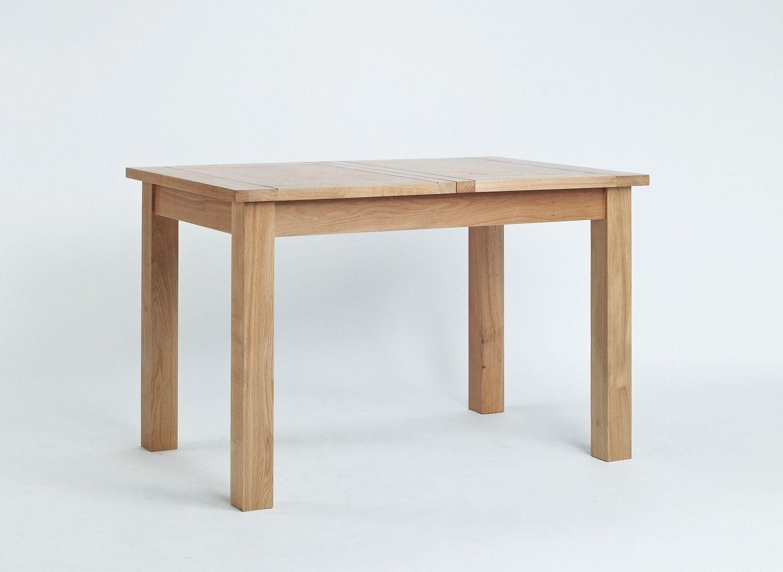 Sherwood Oak Small Extending Table (1 insert) - The ...