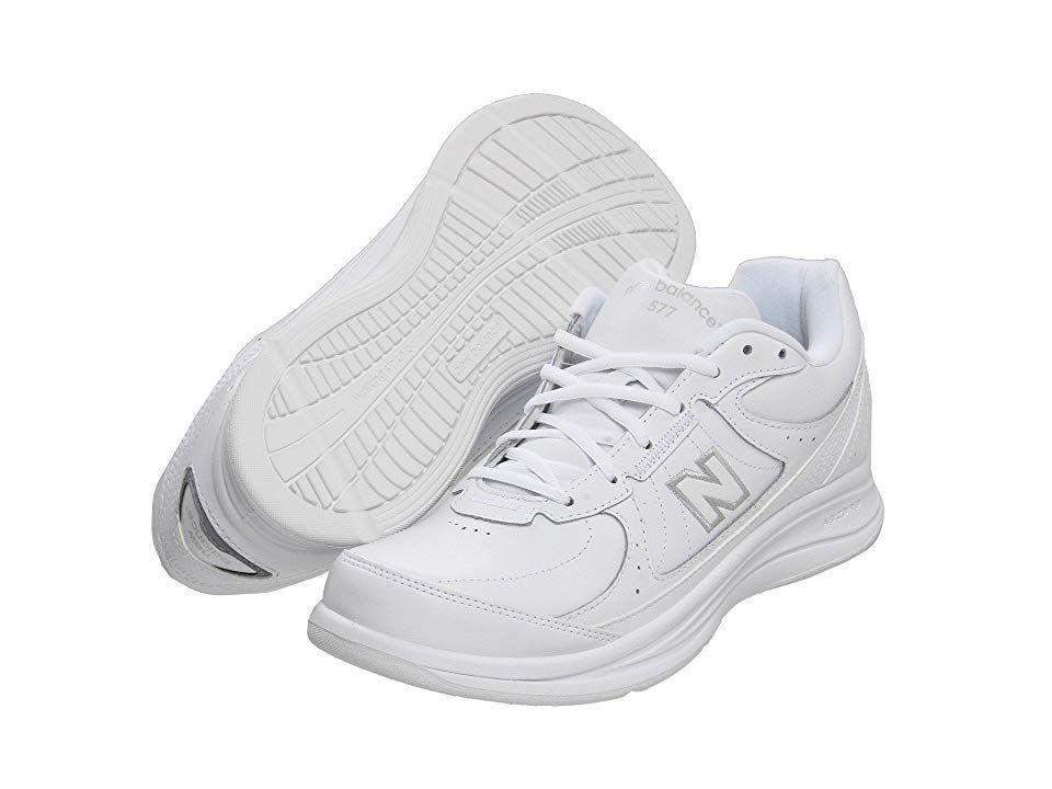 New Balance MW577 Men's Walking Shoes White