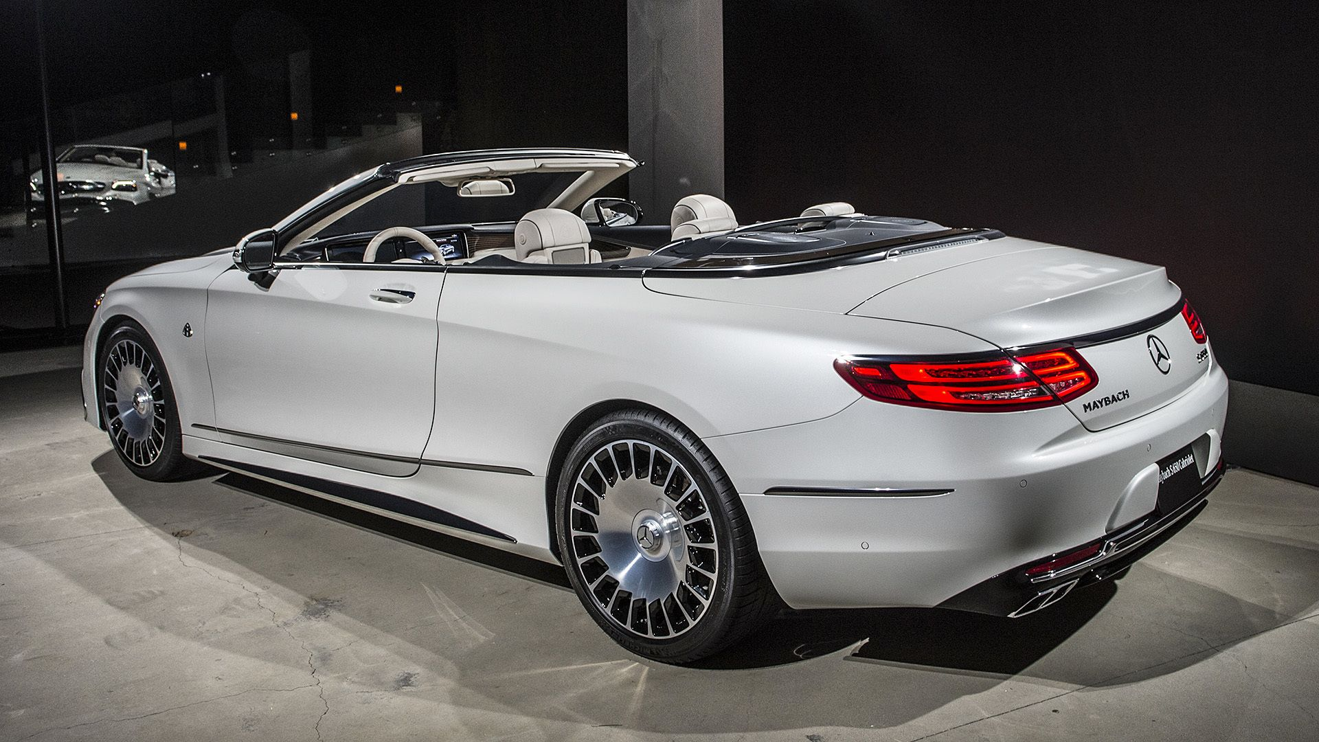 Maybach 650S Cabriolet Mercedes Benz Pinterest