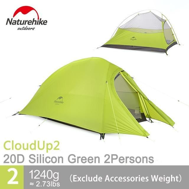 2 Person C&ing Tent Waterproof Ultralight Double Layer //c&ingtentslover.com/best-pop-up-tents/ | Hiking Tents | Pinterest | Tents Backpack tent ...  sc 1 st  Pinterest & 2 Person Camping Tent Waterproof Ultralight Double Layer http ...