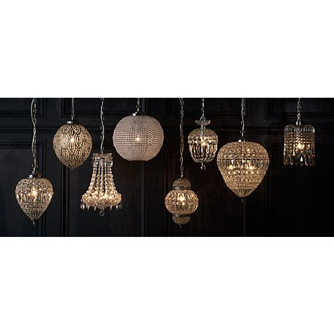 Buy John Lewis Dante Grande Pendant Light Online at johnlewis.com