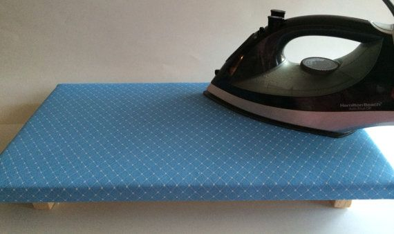 Countertop Ironing Board With Legs Pressing By Expresspressmini