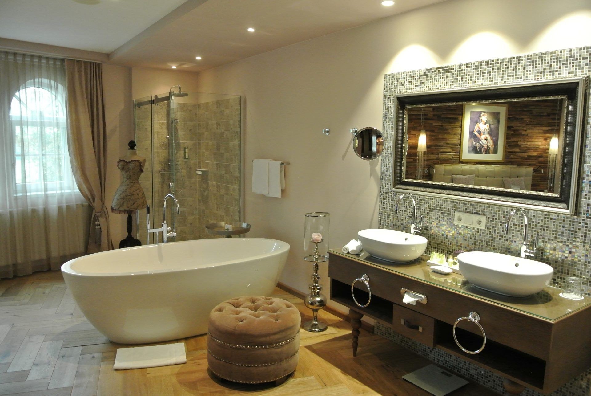 Romantik Suite Bergergut Afiesl Reisen Wellness Hotel