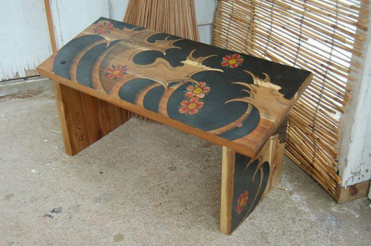 diy meditation chair hand painted meditation seiza bench japanese