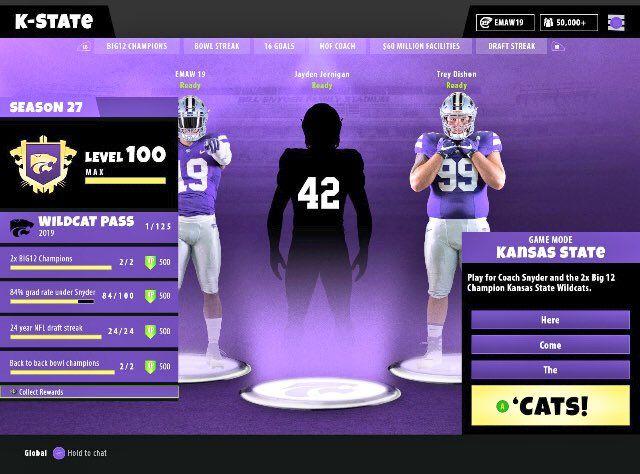 Kansas State College Football Recruiting Pinterest College