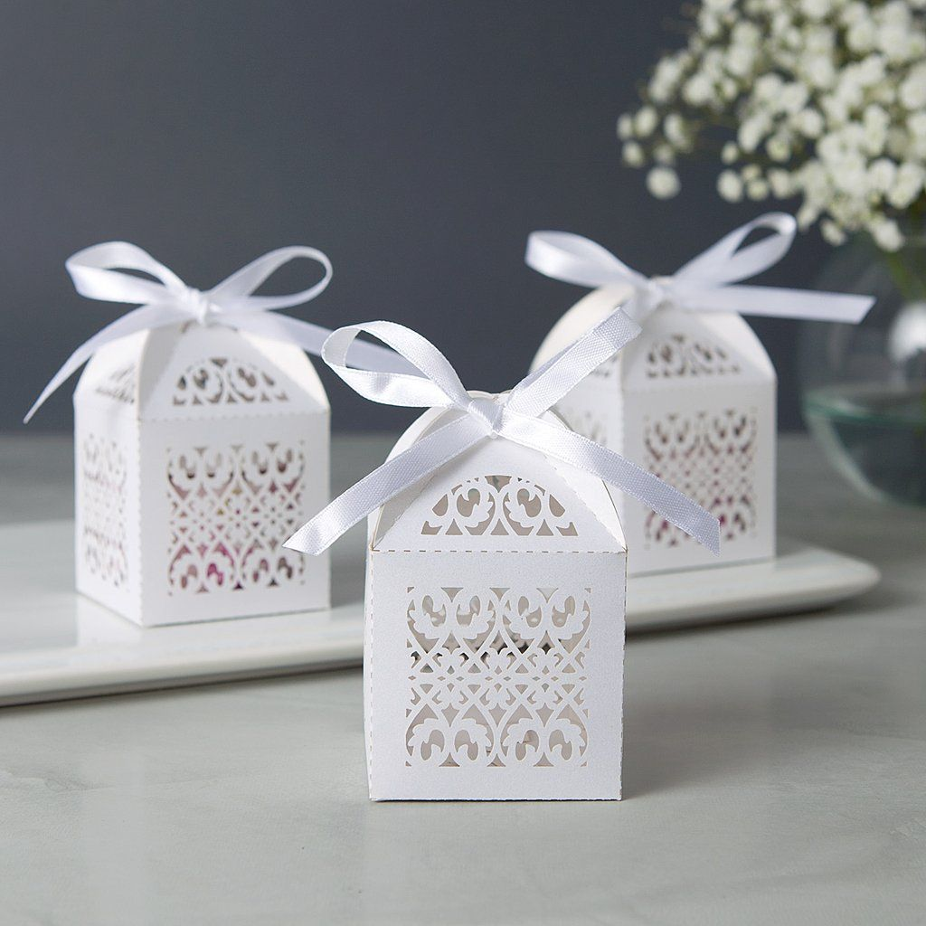 Bridal Shower Favors Beautiful Lattice Shower Favors Bridal