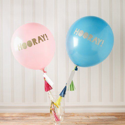 Birthday Balloon Wand Kit by Beau-coup
