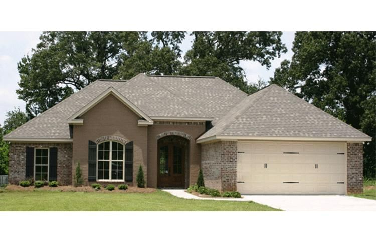 House plan 041 00069 ranch plan 1 750 square feet 4 bedrooms 2 bathrooms square feet - Bedroom house plans optimum choice ...