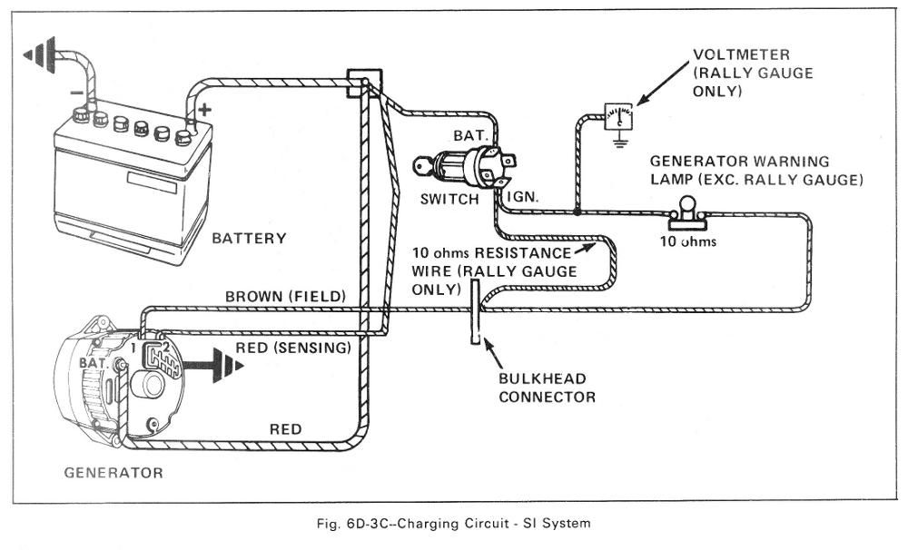 Ignition System Wiring Diagram Besides Dc Electric Car