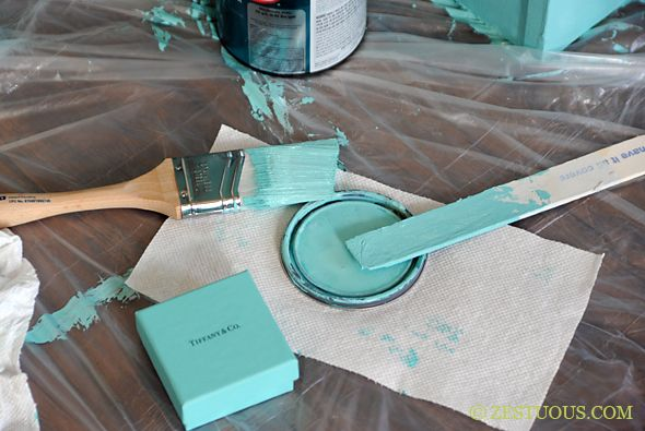 Surfer Behr Craft Room Tiffany Blue Furniture Walls Paint Colors