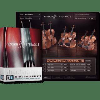 native instruments kontakt session strings