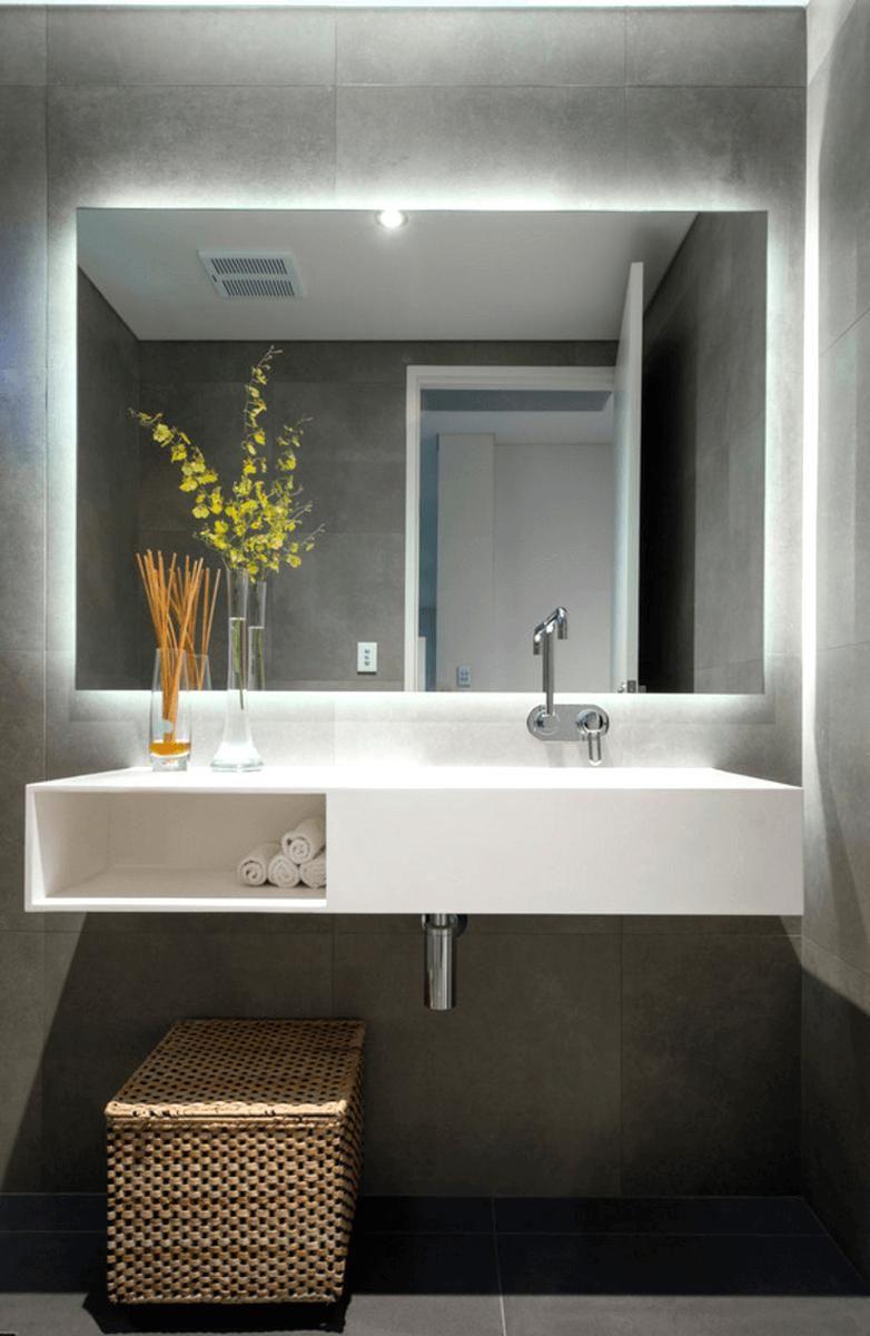 38 Bathroom Mirror Ideas To Reflect In 2020 Bathroom Mirror