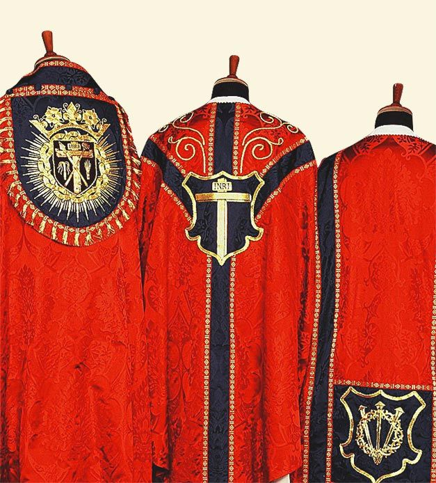 Sets of vestments : Watts and Co