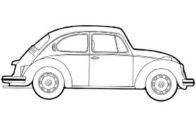 Vw Beetle Coloring Pages Free Online Printable Sheets For Kids Get The Latest Images Favorite