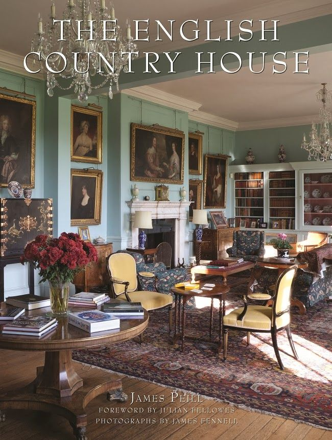 Book review- The English Country House! #countryhousedecor