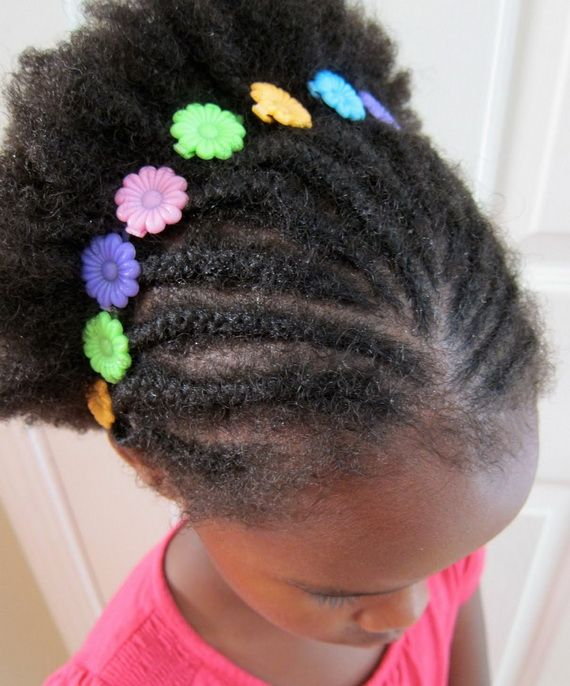 African American Hairstyles For Girls African American