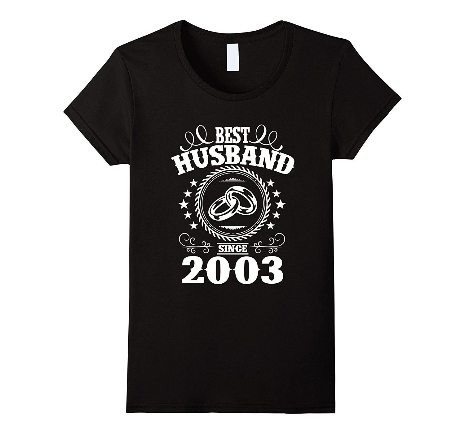 14th Wedding Anniversary T-Shirts For Husband From Wife