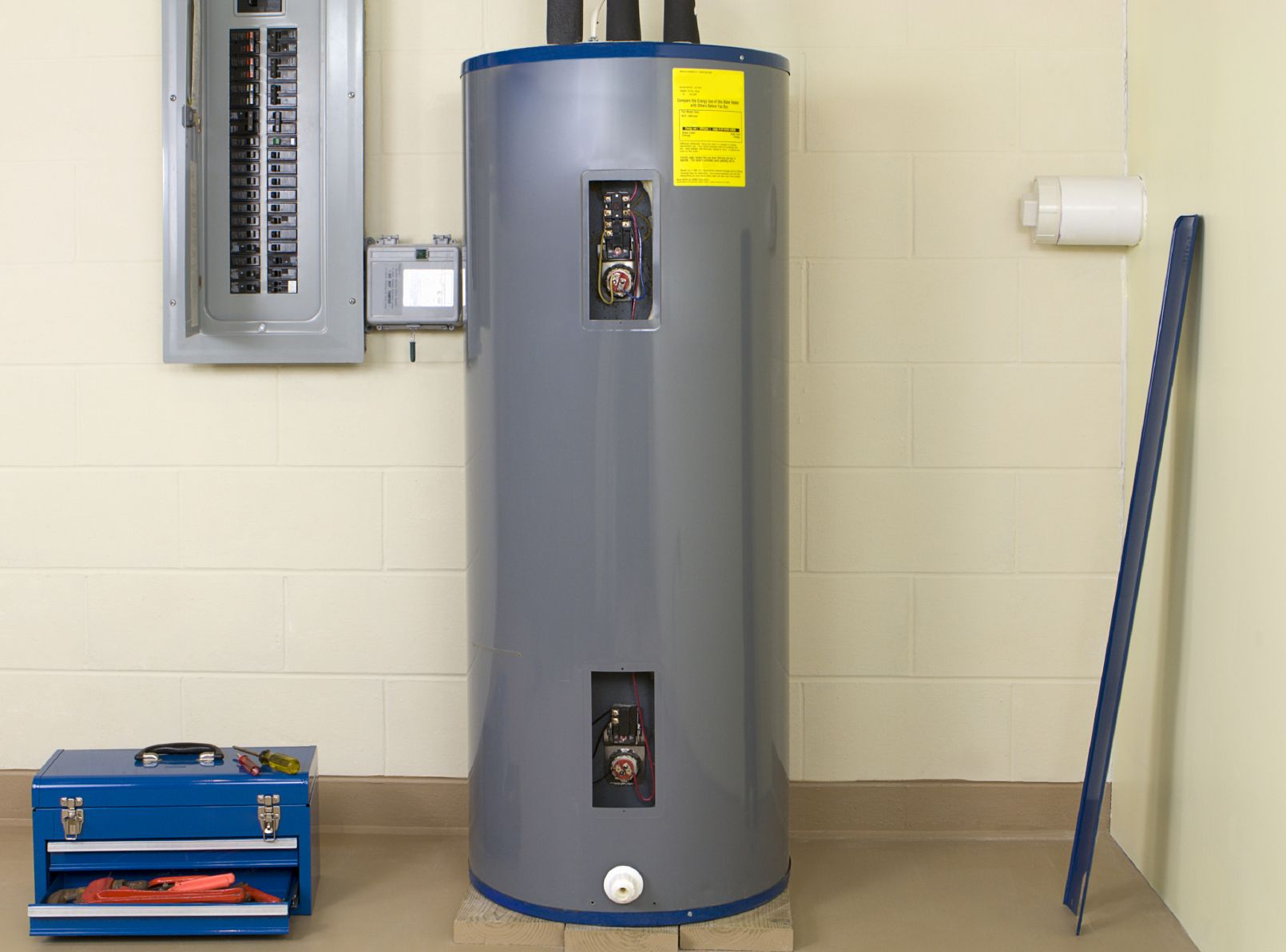 Set The Water Heater Thermostat At 140 Degrees Or Quot Normal