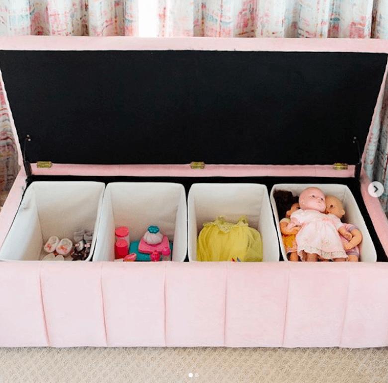 19 Brilliant Kids Toy Storage Ideas
