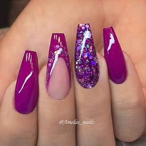 Just Nails # Nagellack # Gelnägel # Thumbnail Design # Nageldesign #prettynails…
