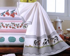 Free Cross Stitch Towel Border Patterns Cross Stitch