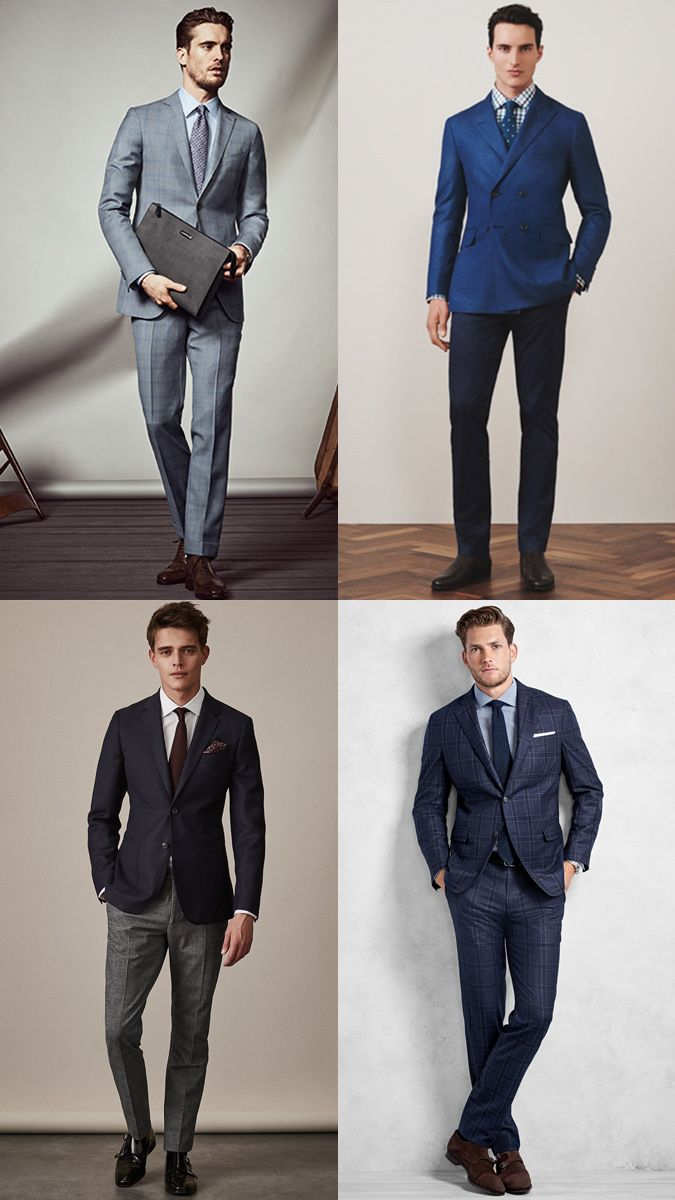 What To Wear To A Job Interview | Men's Suits in 2019 ...