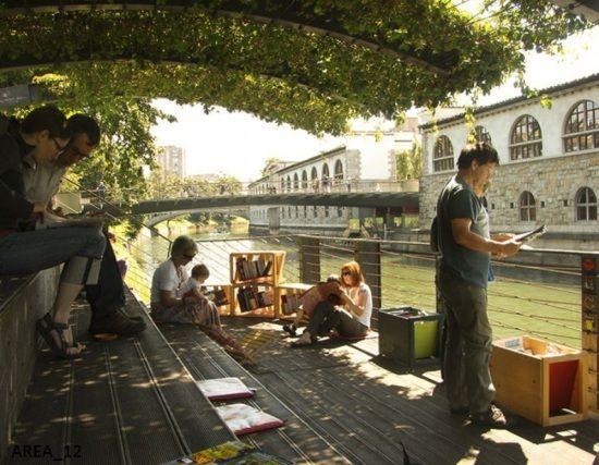 הפרס האירופאי למרחבים ציבוריים 2012 – לובליאנה « מיתוג ערים ומדינות